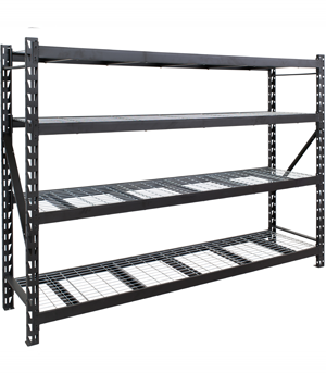 Bullrack shelving