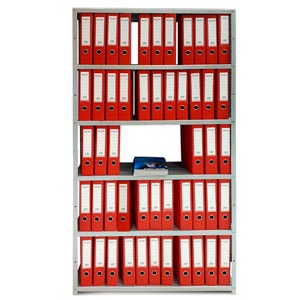 Offices Easy shelving