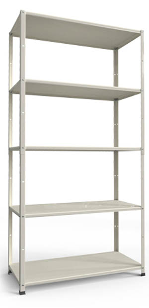 Home Easy shelving 175x75x40 cm